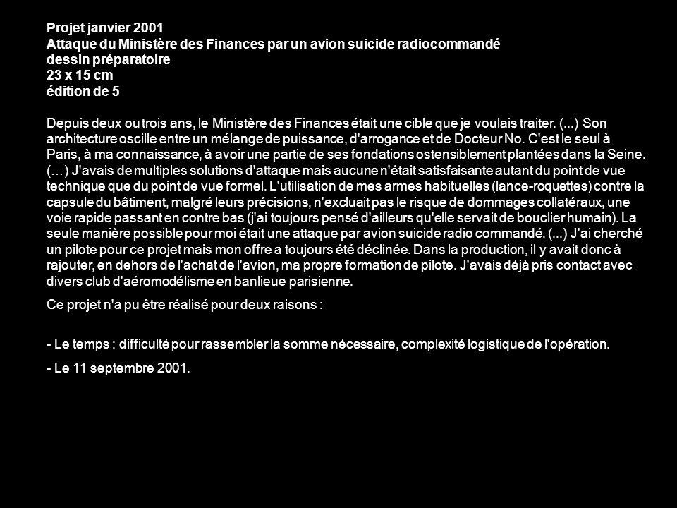 Philippe Meste : projet