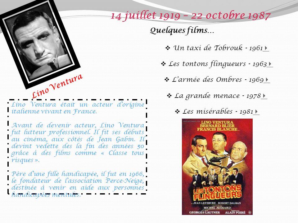 Les tontons flingueurs - 1963
