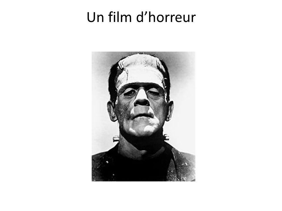 Un film d'horreur