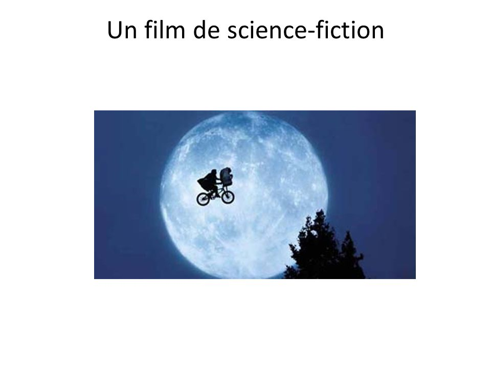 Un film de science-fiction