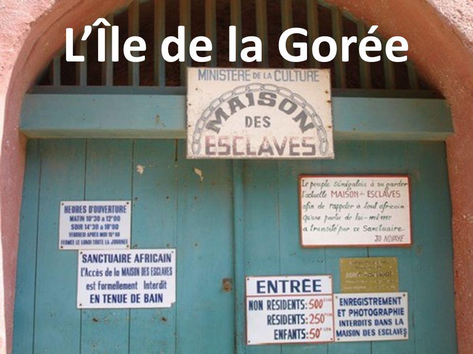 L'Île de la Gorée
