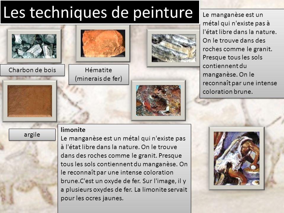 Hématite (minerais de fer)