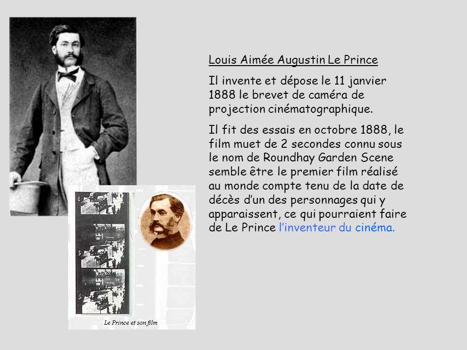 Louis Aimée Augustin Le Prince