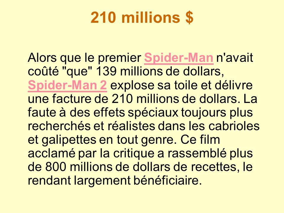 210 millions $