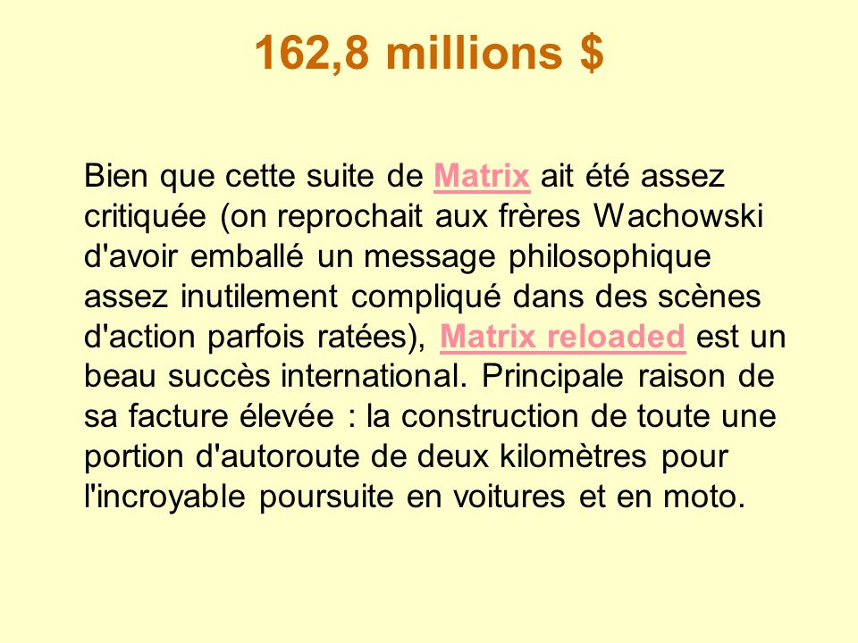 162,8 millions $