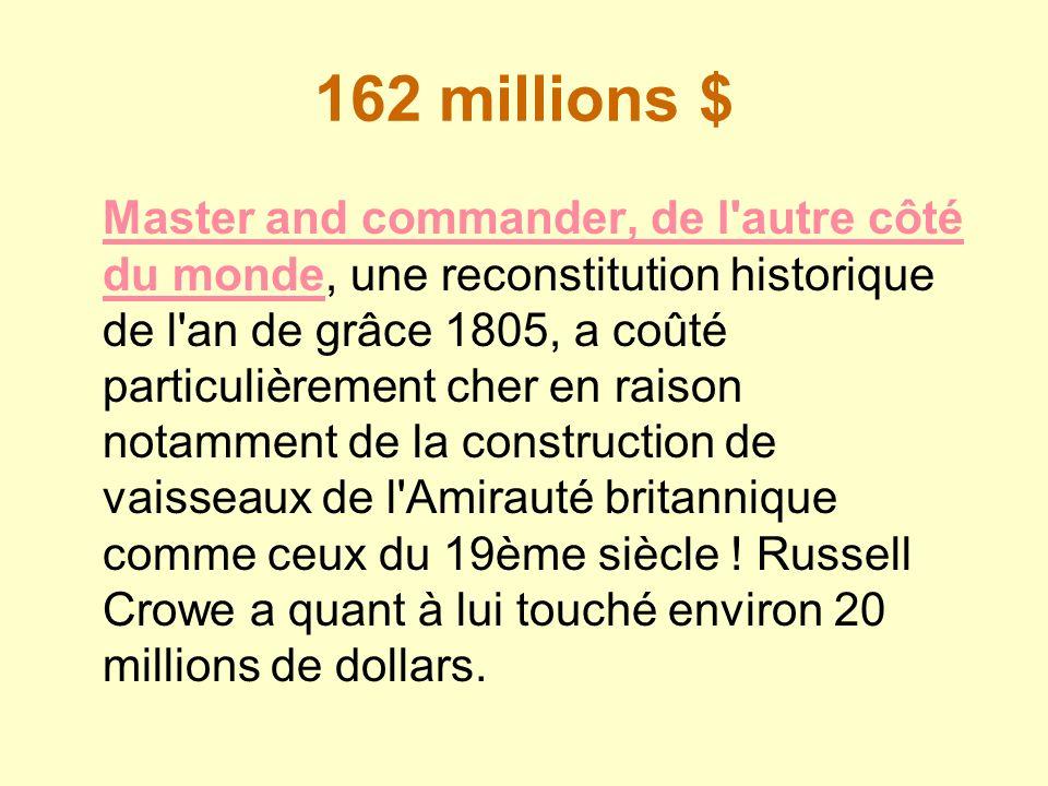 162 millions $