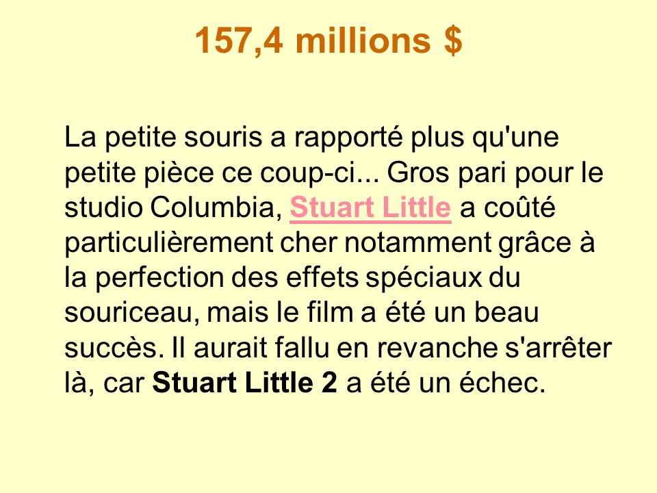 157,4 millions $