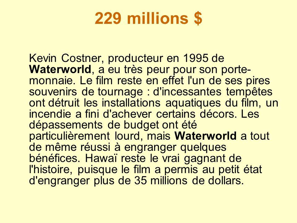 229 millions $