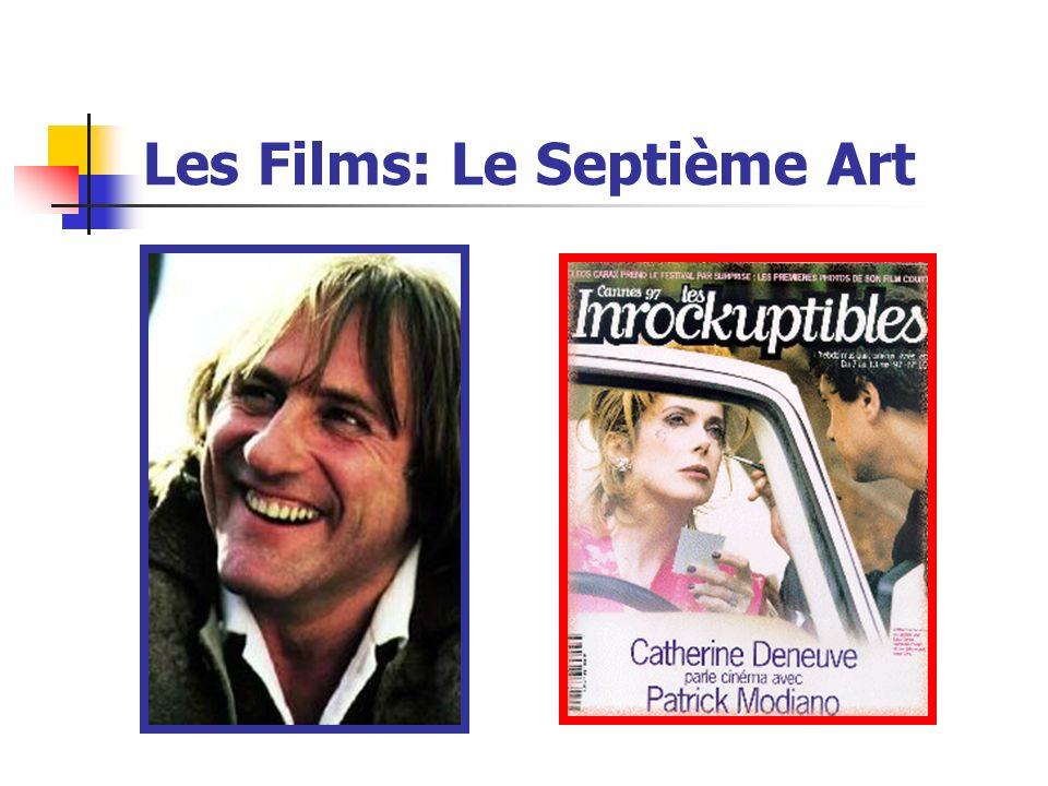 Les Films: Le Septième Art