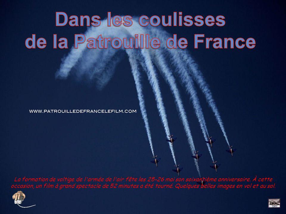 de la Patrouille de France