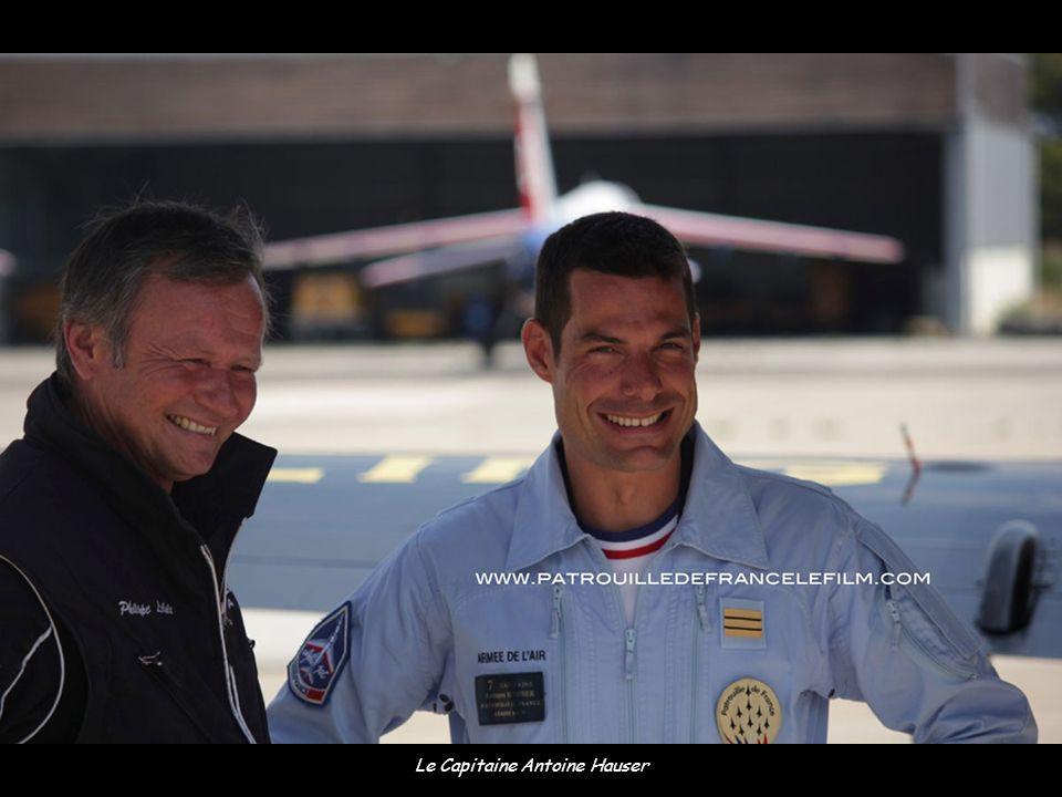 Le Capitaine Antoine Hauser