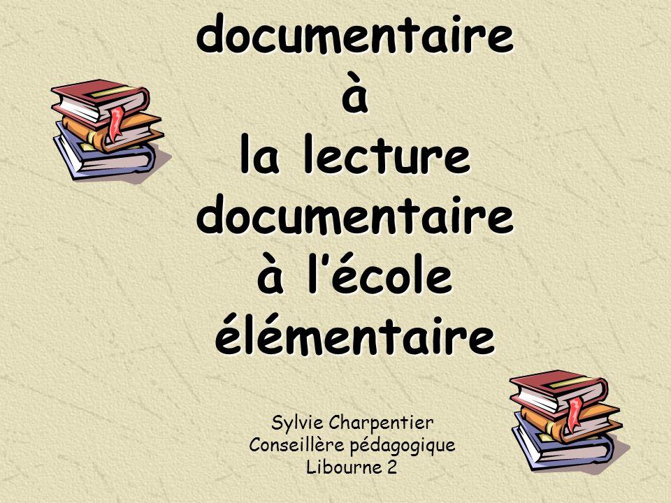 Sylvie Charpentier Conseillère pédagogique Libourne 2