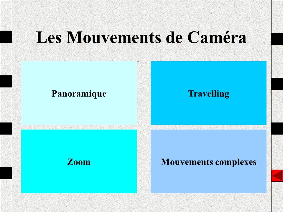 Les Mouvements de Caméra