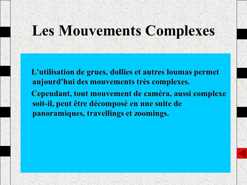 Les Mouvements Complexes