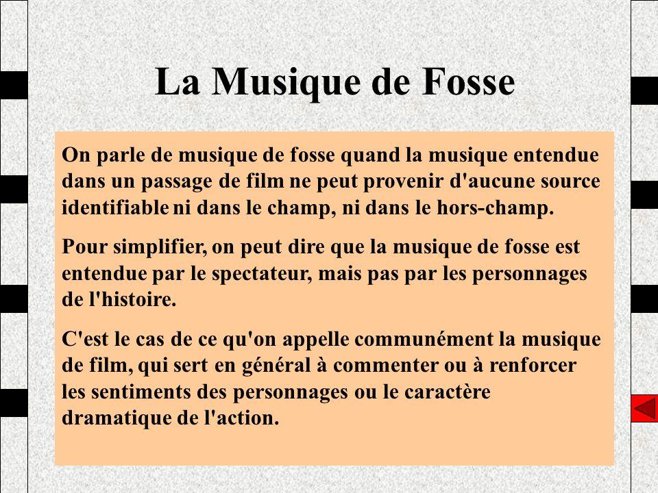La Musique de Fosse