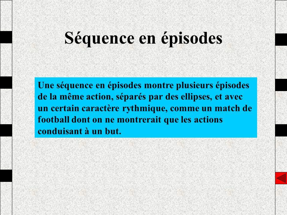 Séquence en épisodes