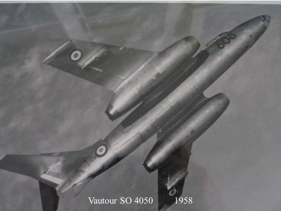 Vautour SO 4050 1958