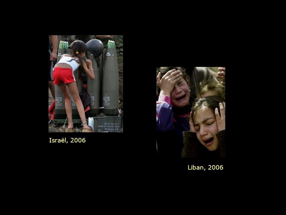 Israël, 2006 Liban, 2006
