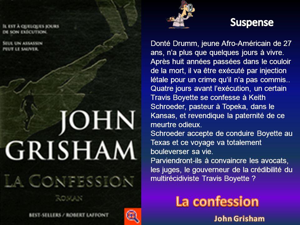 La confession Suspense John Grisham