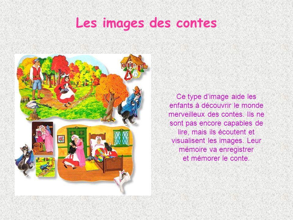 Les images des contes