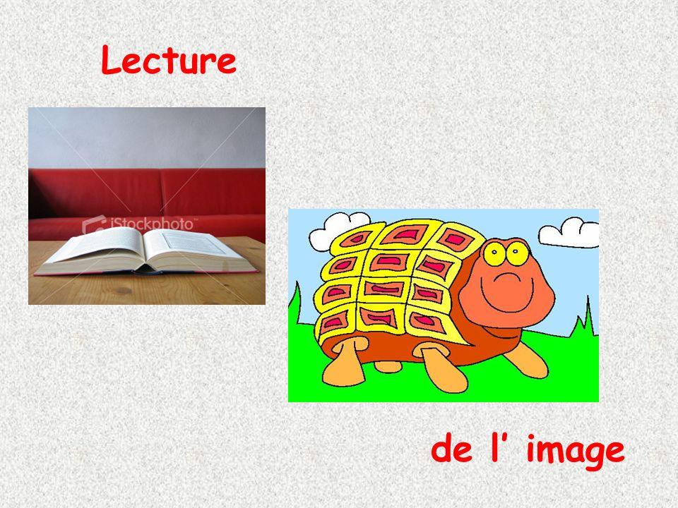 Lecture de l' image