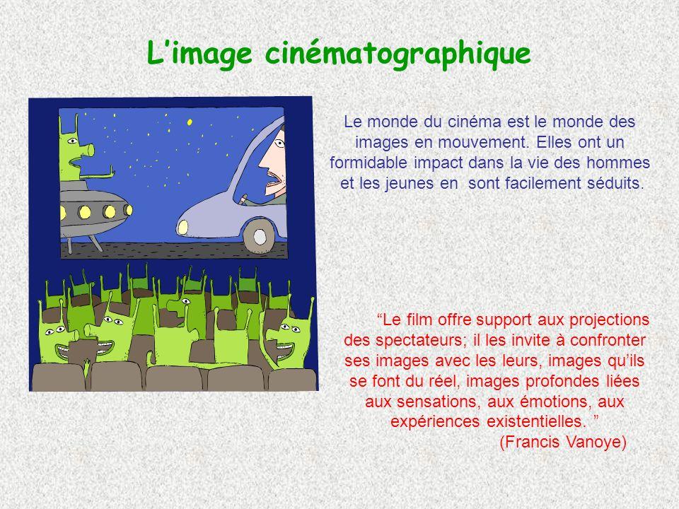 L'image cinématographique