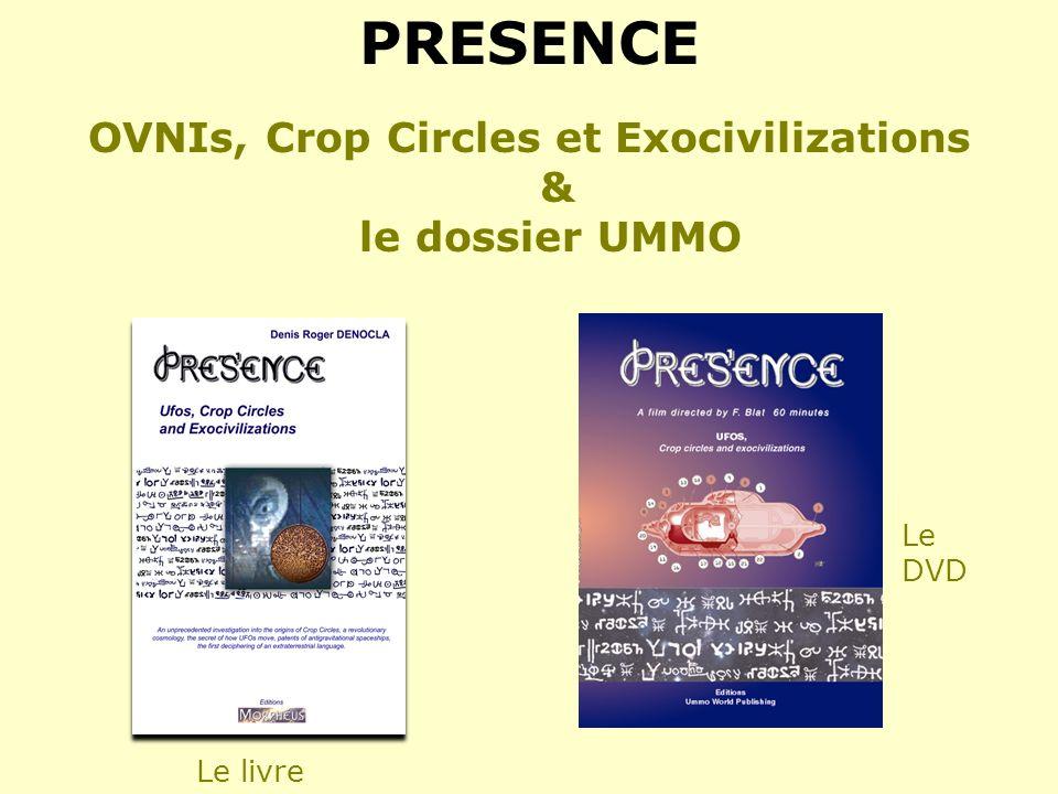 OVNIs, Crop Circles et Exocivilizations