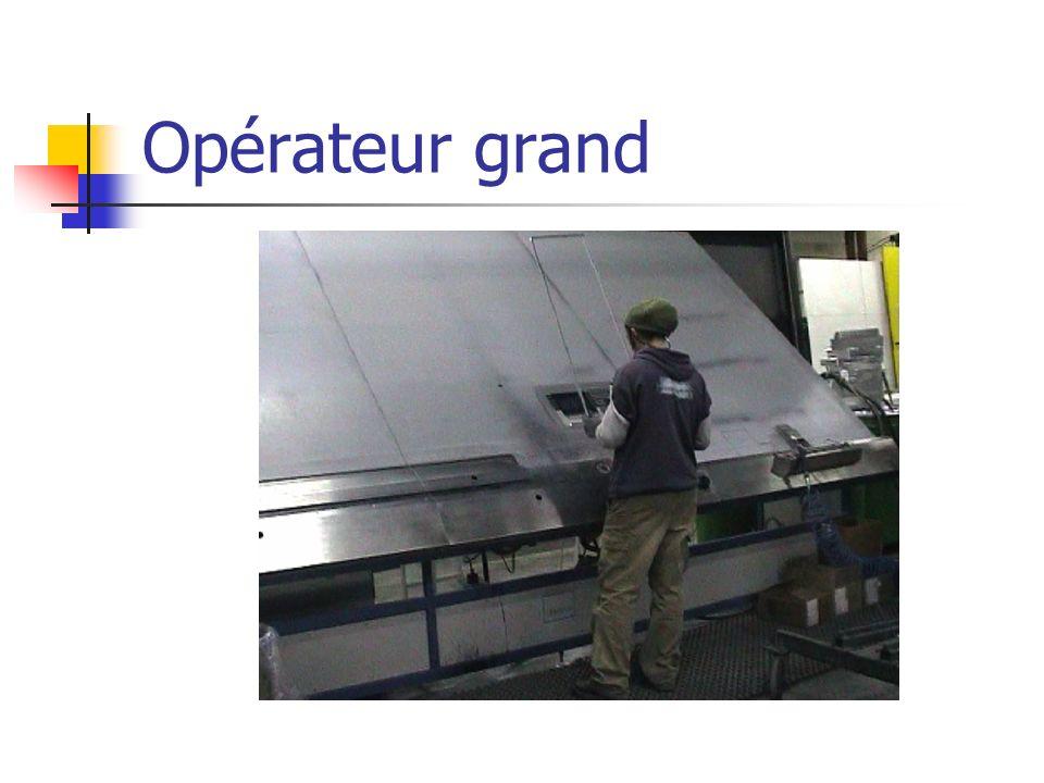 Opérateur grand
