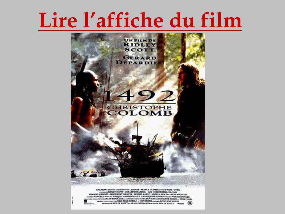 Lire l'affiche du film