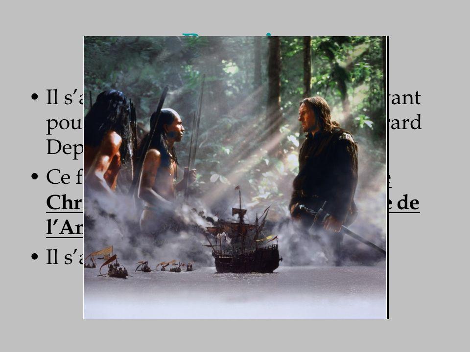 Recopie Il s'agit d'un film de Ridley Scott, ayant pour interprète principal l'acteur Gérard Depardieu.