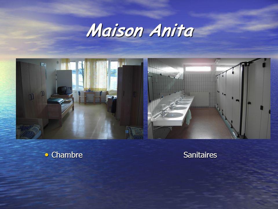 Maison Anita Chambre Sanitaires
