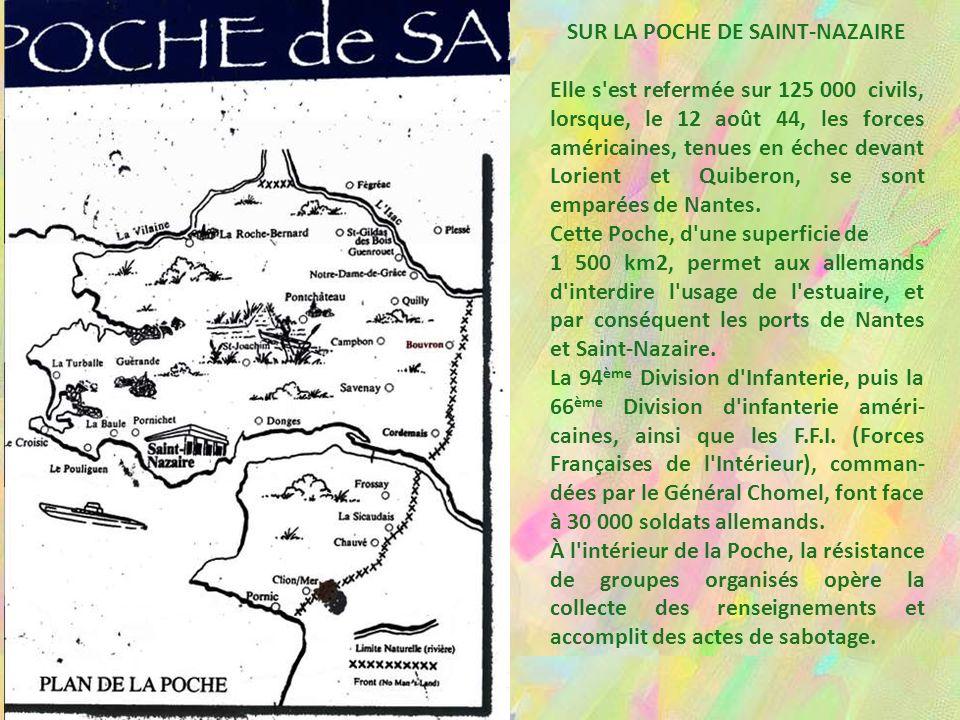 SUR LA POCHE DE SAINT-NAZAIRE