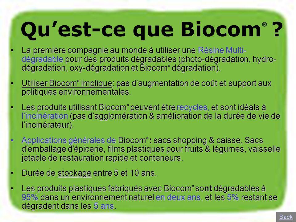 Qu'est-ce que Biocom