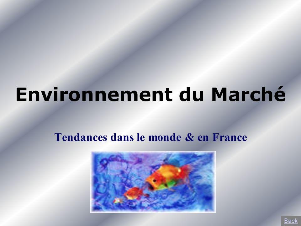 Environnement du Marché