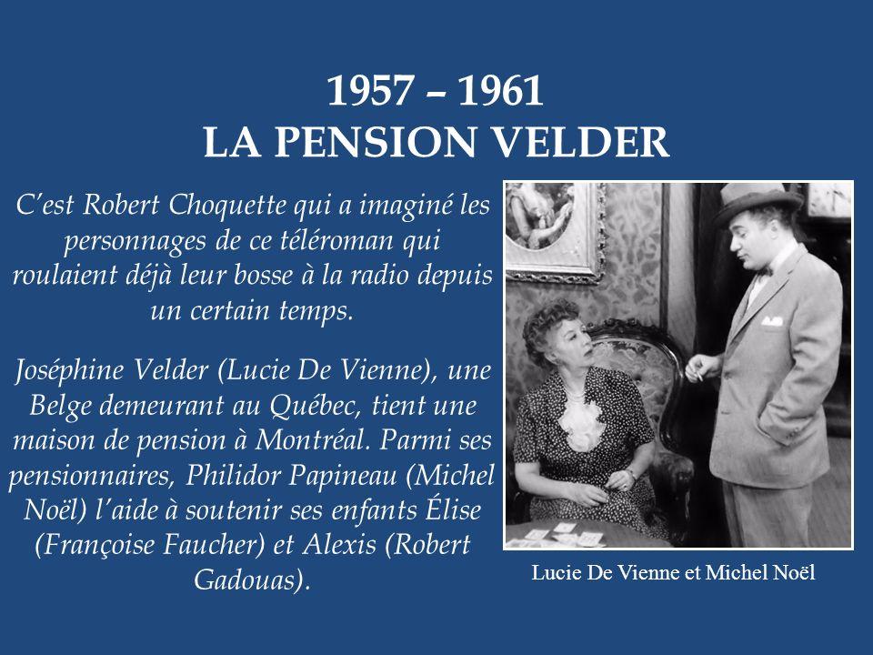 Lucie De Vienne et Michel Noël