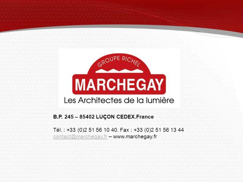 contact@marchegay.fr – www.marchegay.fr