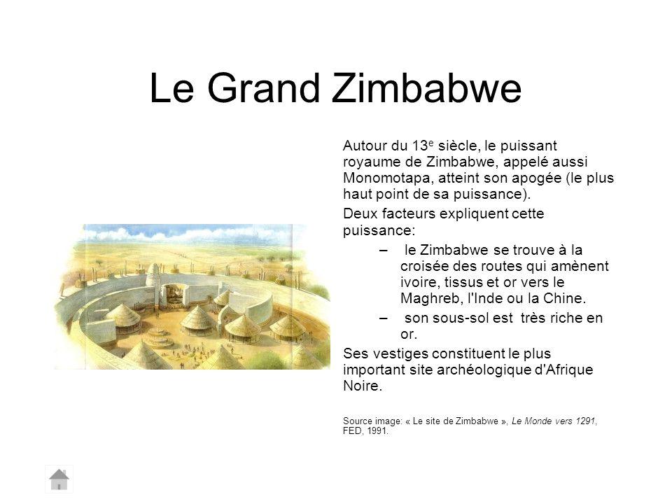 Le Grand Zimbabwe