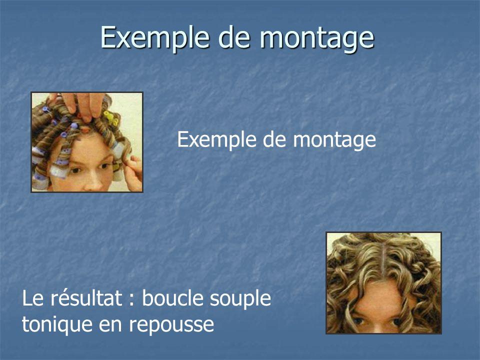 Exemple de montage Exemple de montage
