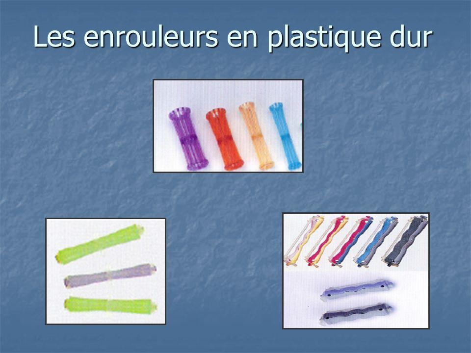 Les enrouleurs en plastique dur
