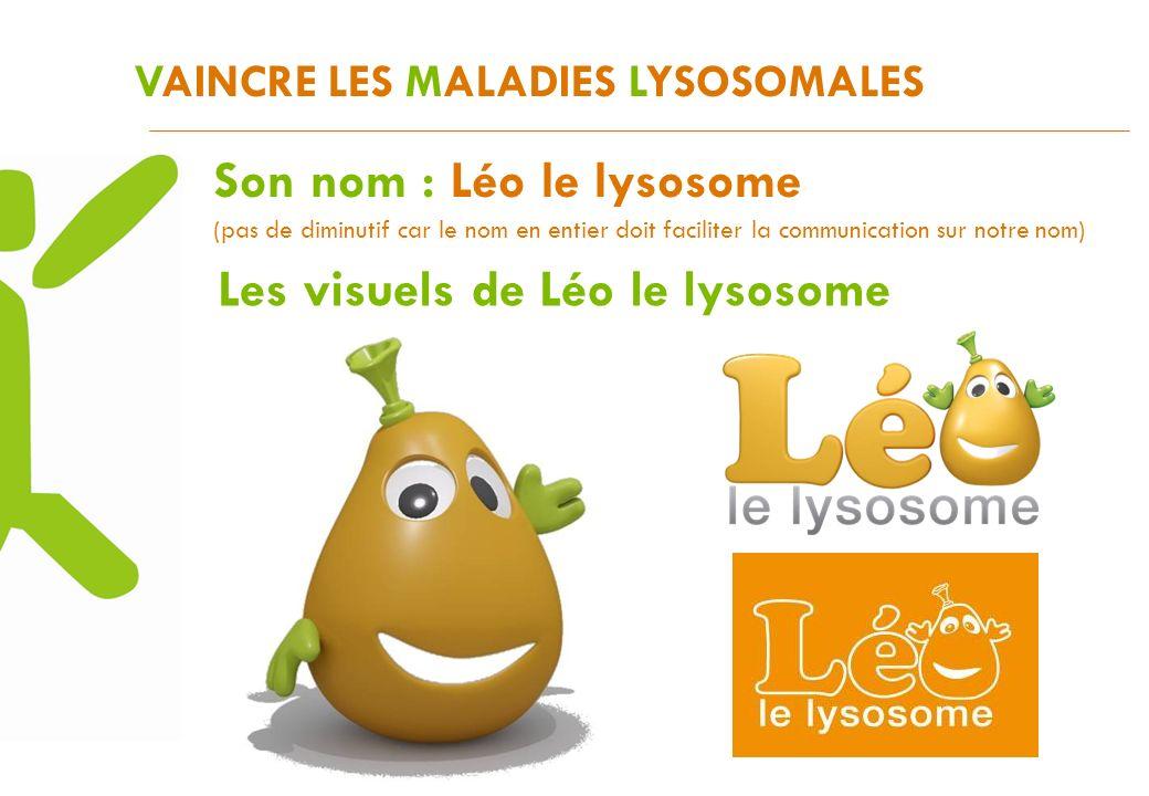 Son nom : Léo le lysosome
