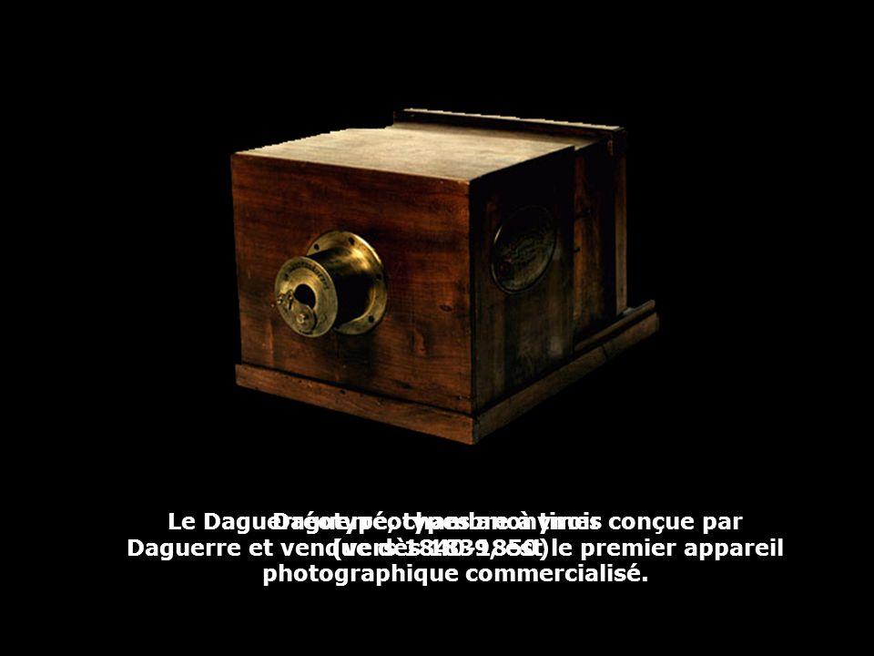Daguerréotypes anonymes (vers 1840-1850)