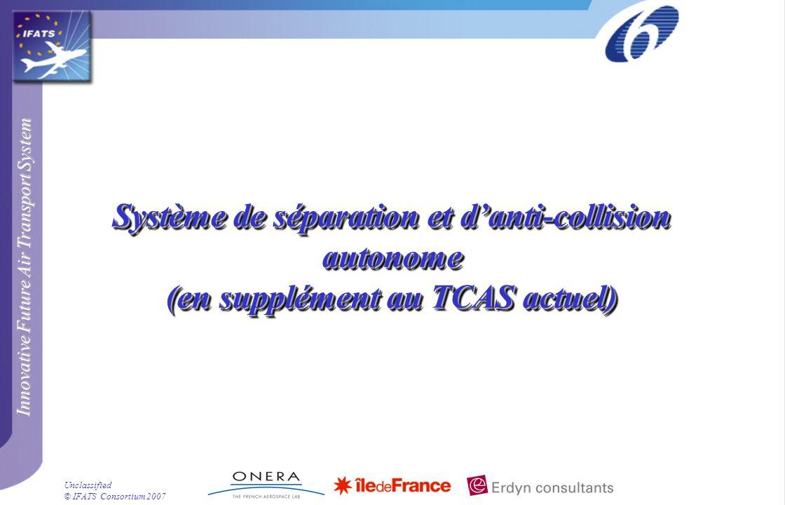26/06/00 Système de séparation et d'anti-collision autonome (en supplément au TCAS actuel)