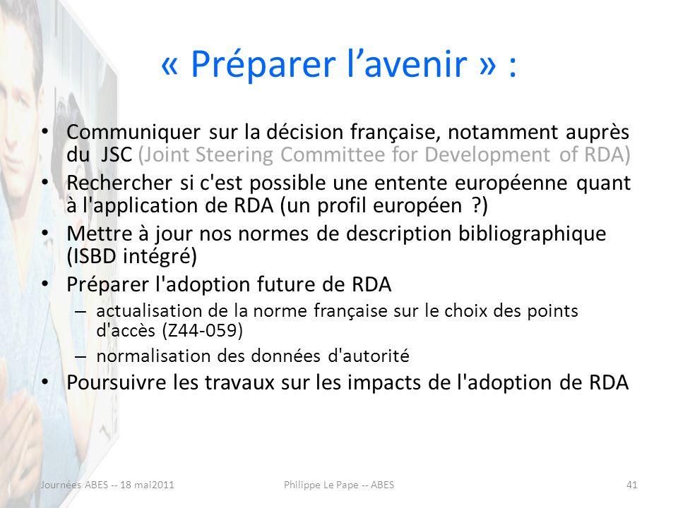 Philippe Le Pape -- ABES