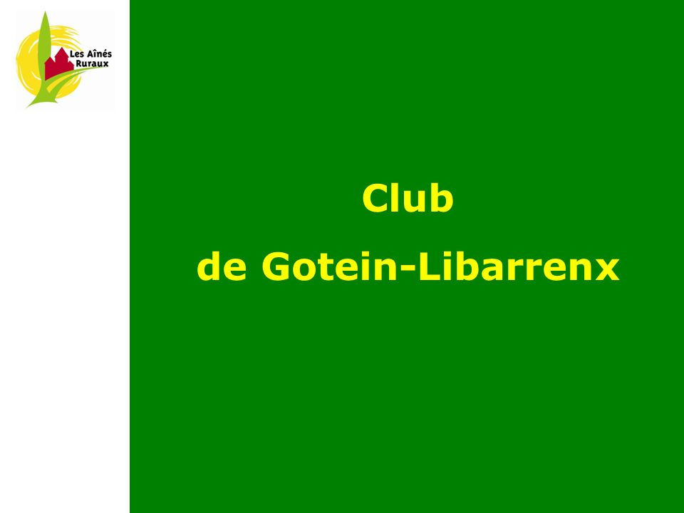 Club de Gotein-Libarrenx