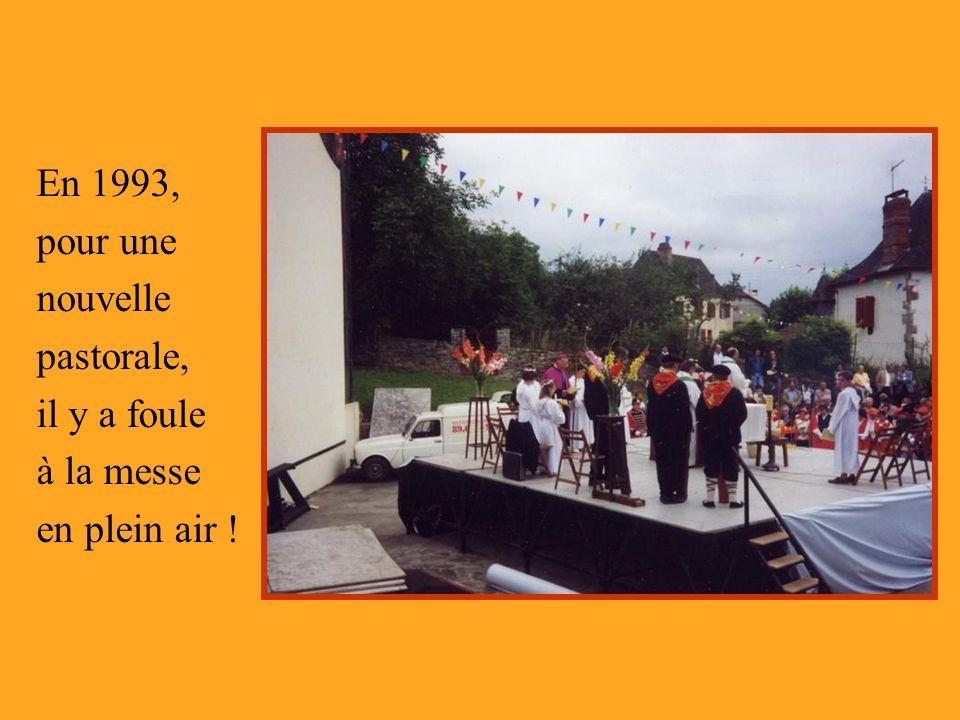 En 1993, pour une nouvelle pastorale,