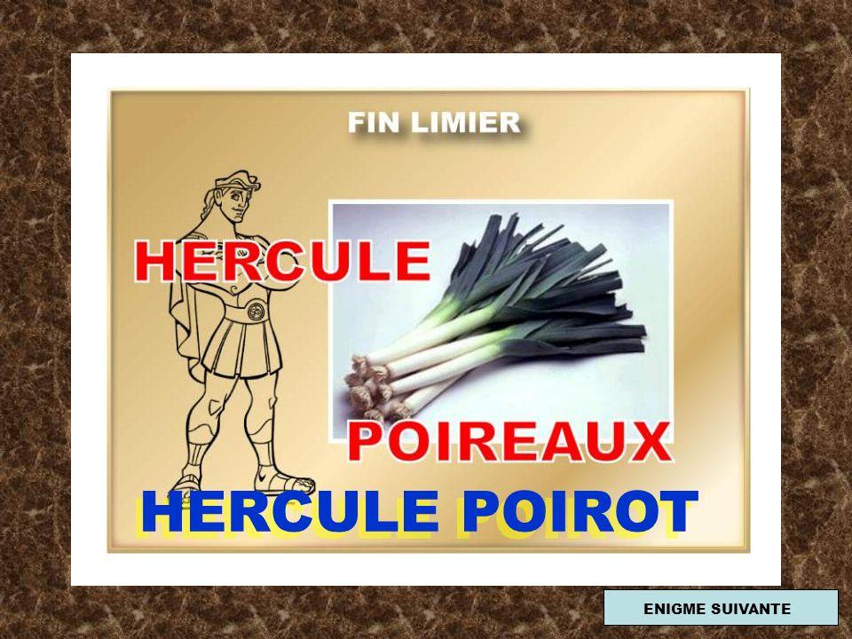 HERCULE POIROT ENIGME SUIVANTE