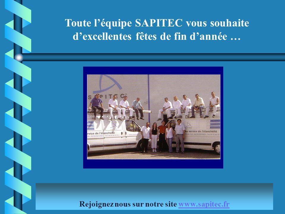 Rejoignez nous sur notre site www.sapitec.fr