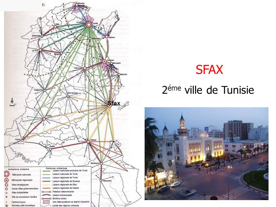 SFAX 2éme ville de Tunisie Sfax