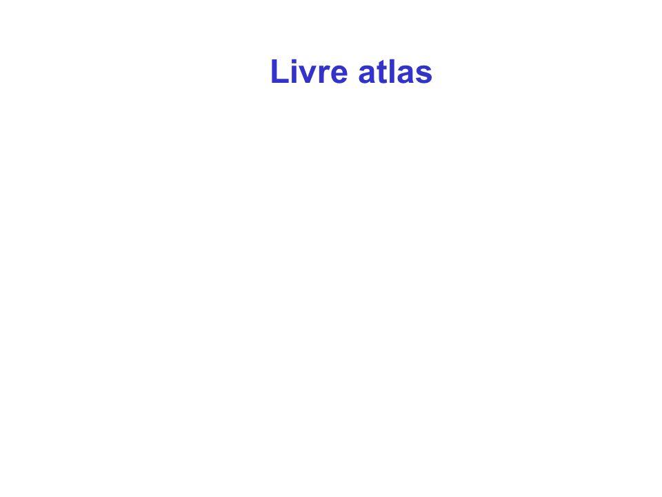 Livre atlas