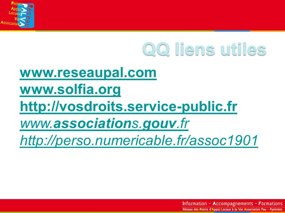 QQ liens utiles www.reseaupal.com www.solfia.org
